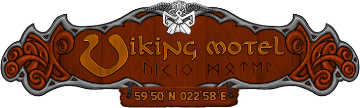Viking Motel Logo